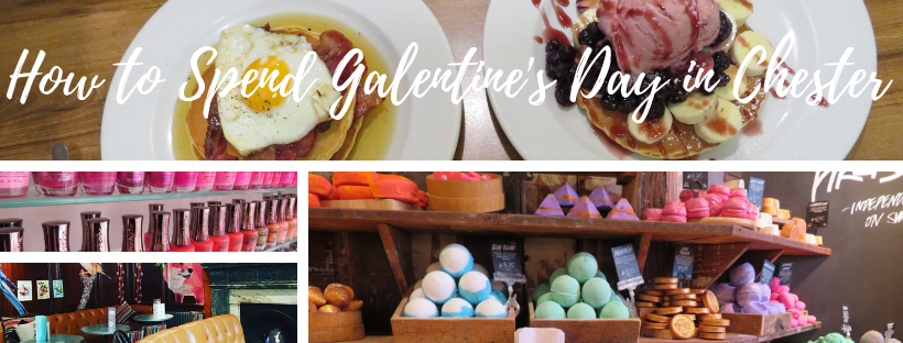 How To Celebrate Galentine's Day in Chester