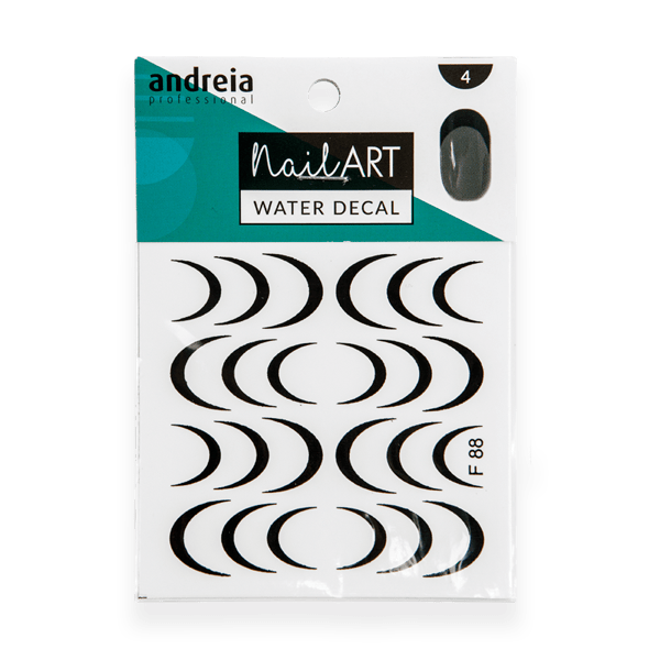 Andreia Professional Water Decal Style 4 Nail It Like A Pro