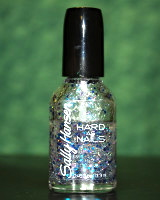 Sally Hansen Ice Queen is great for giving a whimsical look to polishes, especially over pastels and lighter shades.