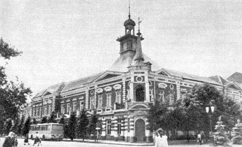 Старые фото Азова - Old photos of Azov