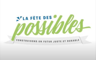 Participons à la Fête des Possibles !