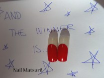 Red nailpolish competition!