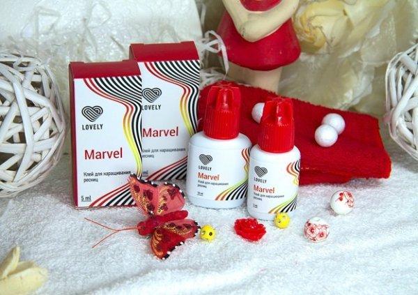 Клей для ресниц Lovely Marvel в интернет-магазине Nailone