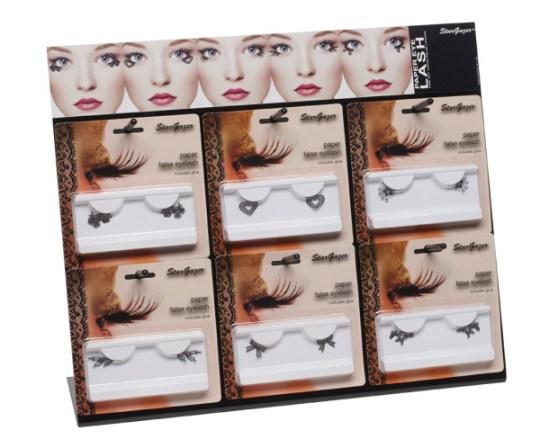 Stargazer Paper false eyelashes