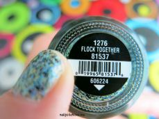 Flock Together, feather finish, china glaze, swatch, nails, nail polish, esmaltes, nail art, efecto de plumas, nailpolishlove.me blog mexicano dedicado al nail art, arte en las uñas, uñas, manicure, manicura