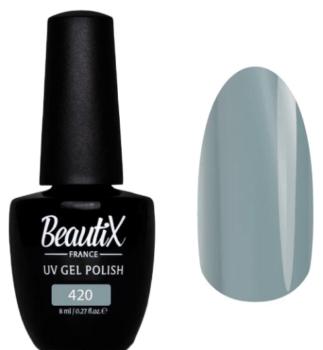 Beautix №420, ljusgrå