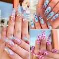 Butterfly Glitter Nail Sequins Holographic