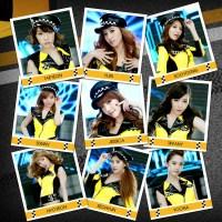 Jpop Nail Art   Girls' Generation 'MR. TAXI' Inspired Nails