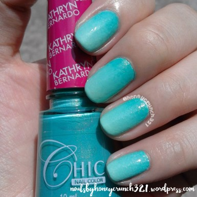 blue green ombre 6