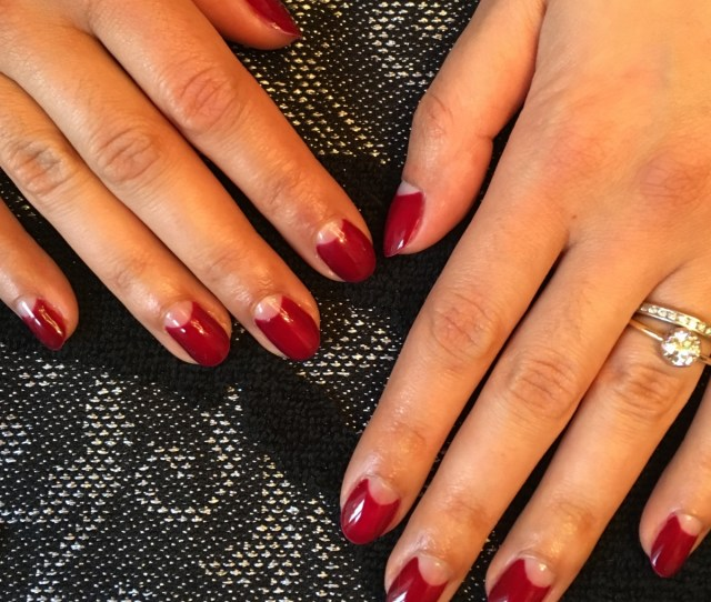 Picking Off Your Cnd Shellac This Is One Of The Biggest Causes Of Natural Nail Damage Cnd Shellac Bonds To The Natural Nail Which Means That If You