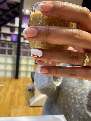 Nails and coffee Nails Coruña