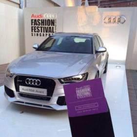 Audi fashionshow2