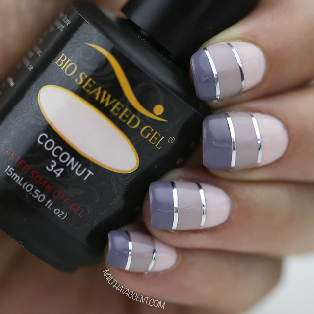 Bio Seaweed Gel For The Beauty Buffs Nail That Accent