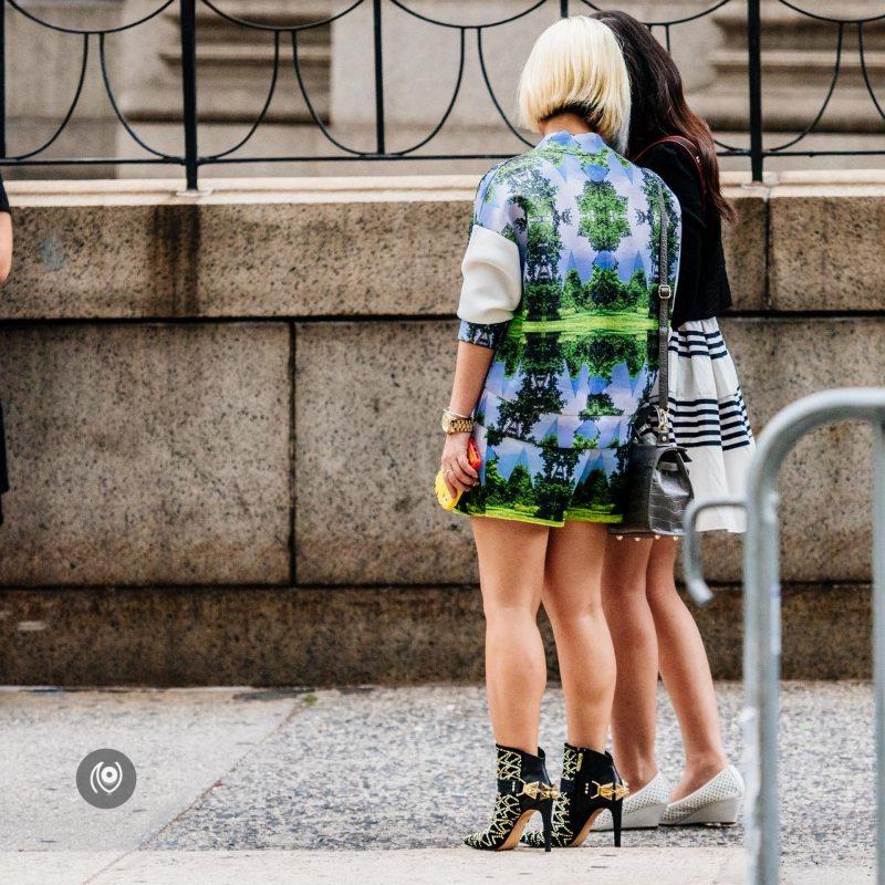 #NYFW New York Fashion Week Spring Summer 2016 #EyesForStreetStyle #EyesForNewYork #REDHUxNYC Naina.co Luxury & Lifestyle, Photographer Storyteller, Blogger