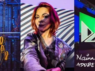 Adobe Max 2019, Naina Redhu, Naina.co, Los Angeles, LACC, Los Angeles Convention Center, AdobeInsiders, NAINAxADOBE, AdobePartner, Creativity Conference