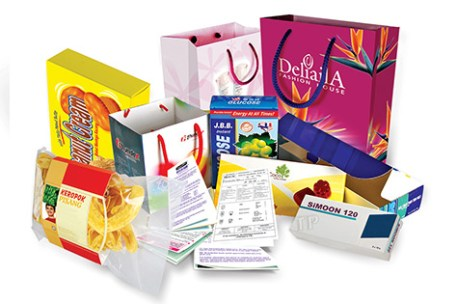 Paper Bag dan Label Sticker Offset Printing