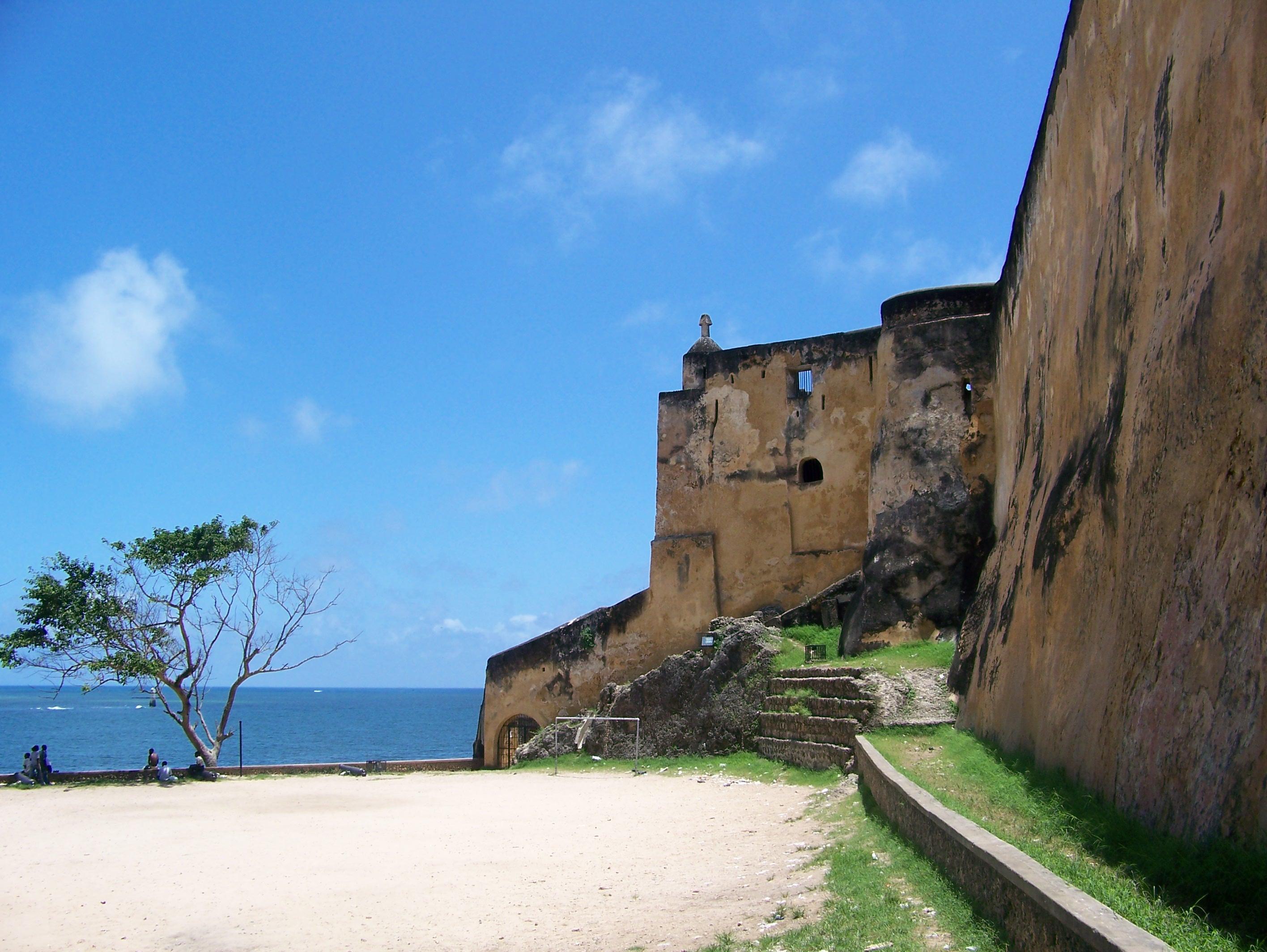Fort Jesus Naipendamombasa