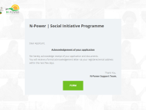 How to Update your Bank Account Details on N-Power Volunteer Programme