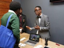 Meet 23 year old Nigerian entrepreneur who rejected job offer from Bill Gates