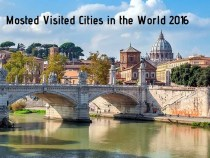 Top 10 Most Visited Cities in the World 2016