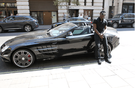 5 Nigerian footballers who drive the most expensive cars – #3's price is breathtaking