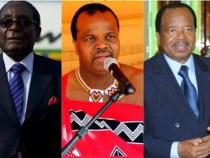 List of Africa's current longest-serving leaders
