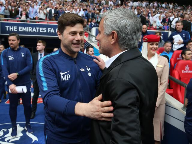 spurs sacks pochettino and employs mourinho