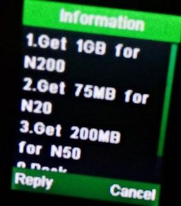 How To Activate MTN 1GB For 200 Naira