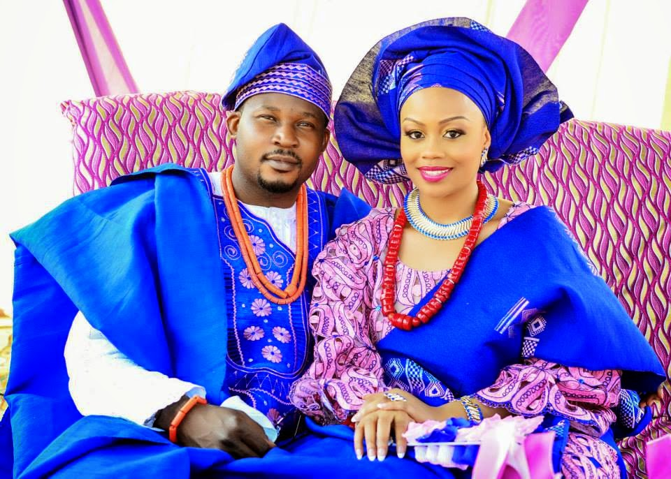 6 Lovely Indigenous Nigerian Wedding Attires And Bridal