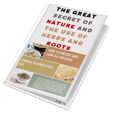 THE GREAT SECRET OF NATURE AND THE USE OF HERBS AND ROOTS - NairaLearn