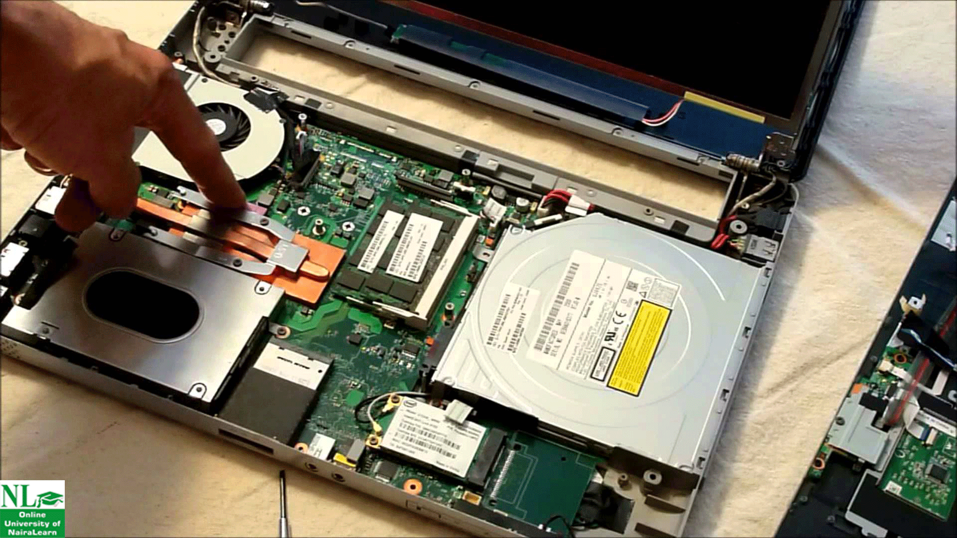 And this course Laptop Repair Video Course Gives You All That You Needed To  Get Started