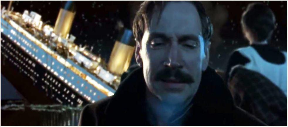 Le naufrage depuis les canots Jonathan-Hyde-Titanic
