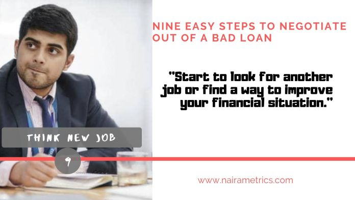 BAD LOAN NEGOTIATION