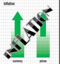 INFLATION RATE RISES TO 12.9% IN APRIL 2012