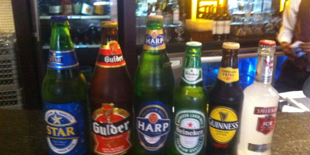 GUESS WHICH NIGERIAN BEER HAS THE HIGHEST VOLUME OF ALCOHOL?