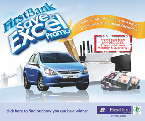 """IS FIRST BANK'S """"SAVE & EXCEL PROMO"""" WORKING ALREADY?"""