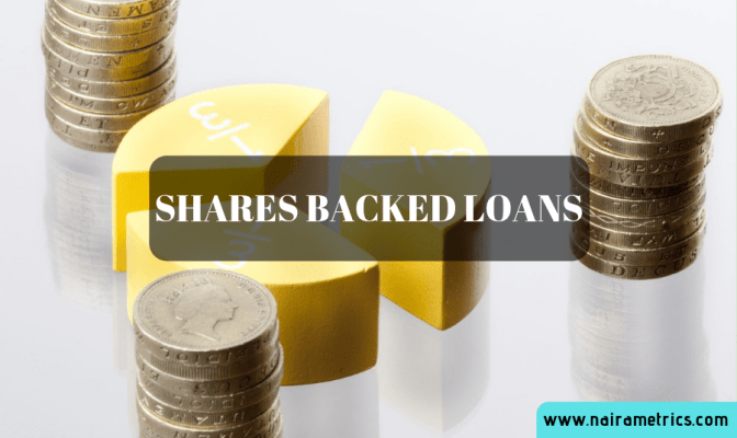 SHARES BACKED LOANS
