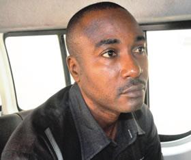 Suspected hacker Stephen-Omaidu