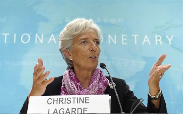 IMF/World Bank spring meeting in Washington DC, IMF tells Nigeria to remove fuel subsidy, Christine Lagarde
