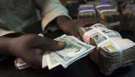 Why The Naira Depreciated To N345