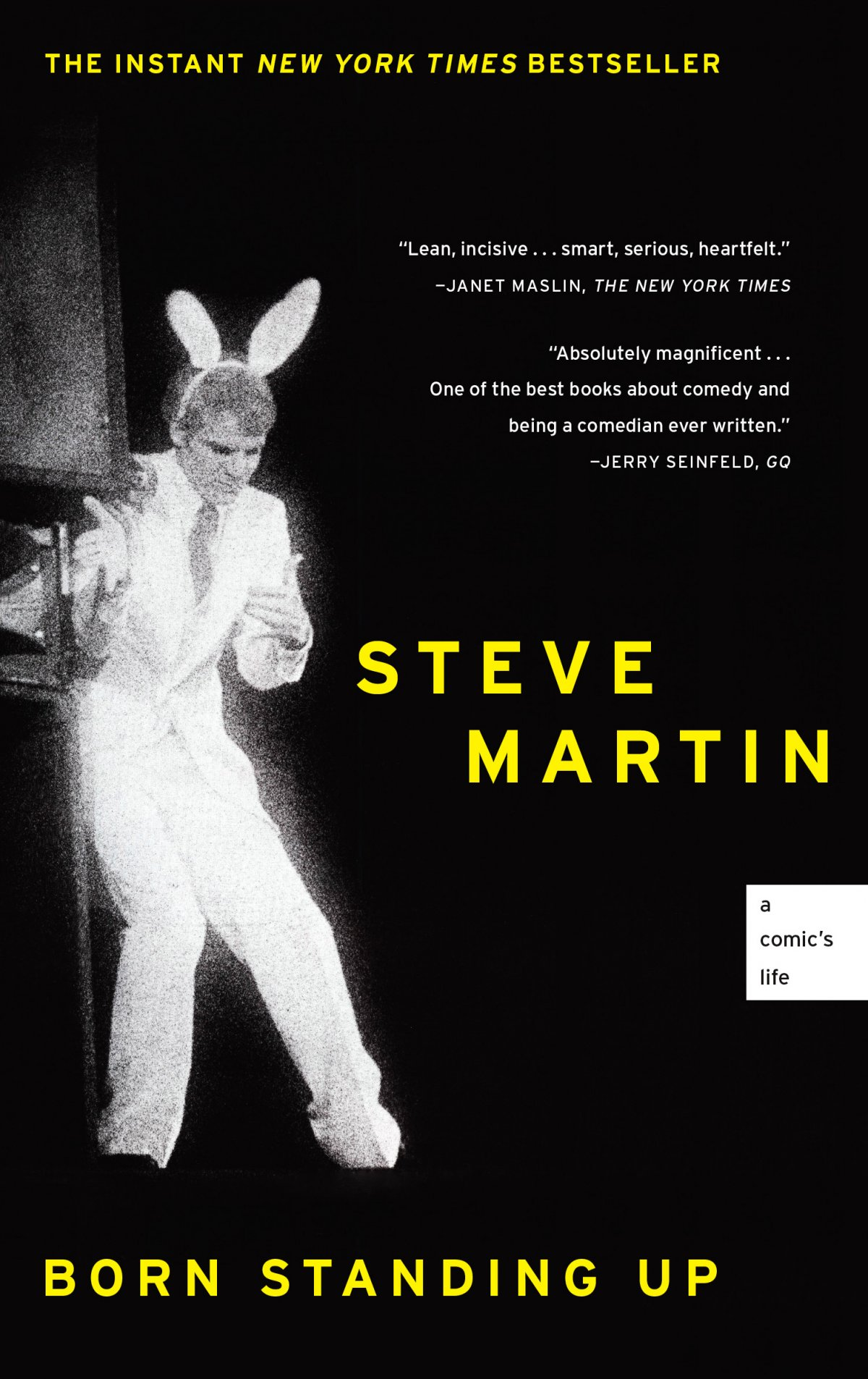 born-standing-up-by-steve-martin