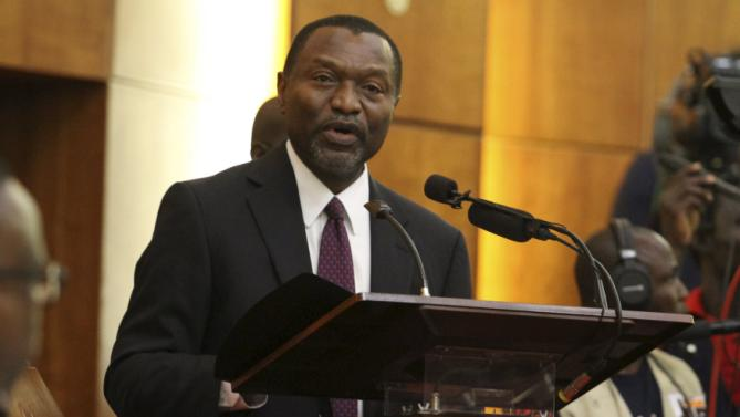 Senator Udo Udoma Picture Source: Reuters