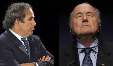 FIFA Bans Blatter And Platini For 8 Years