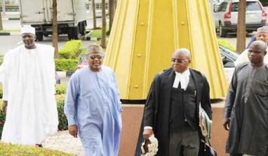 Dasuki Granted Bail Of N250 Million