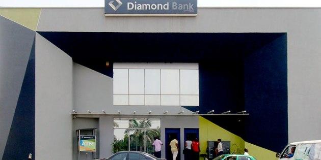 "Diamond Bank Debunks Online Report Of Being ""Distressed"""