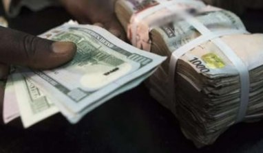 Naira Partially Recovers From Friday's Low, Exchanges For N250
