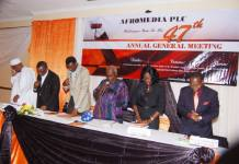 Afromedia, announces appointments, of new, directors