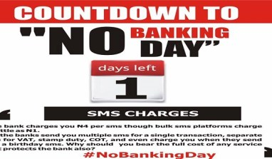 #NoBankingDay March 1st: Will You Participate?