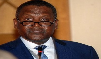 Why Dangote Will Sell Forex To  CBN By 2018, Generate 12,000MW For Nigeria