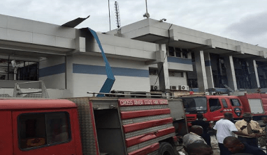 CBN Gas Explosion Update: Police Says Blast Not From Boko Haram,3 Dead, 20 Injured
